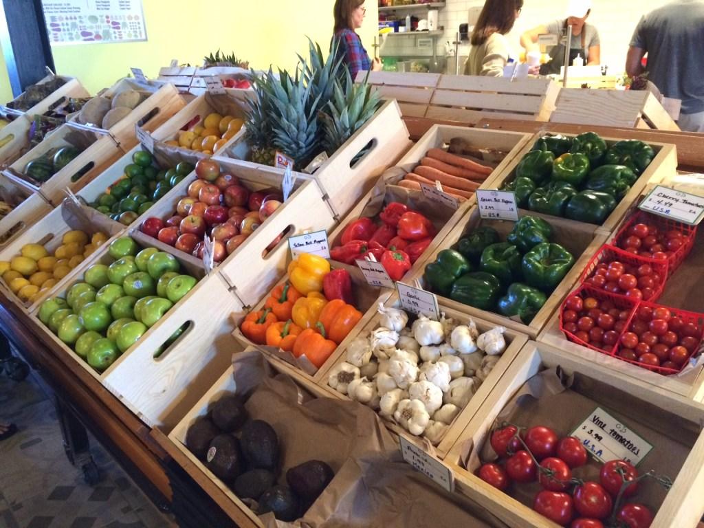 Denver Central Market Green Seed
