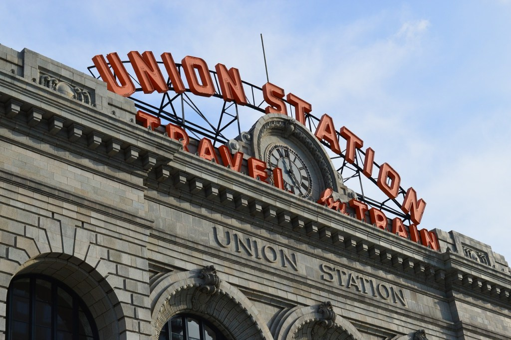 Things to do in Denver in October -- Union Station hosts one of many Halloween events