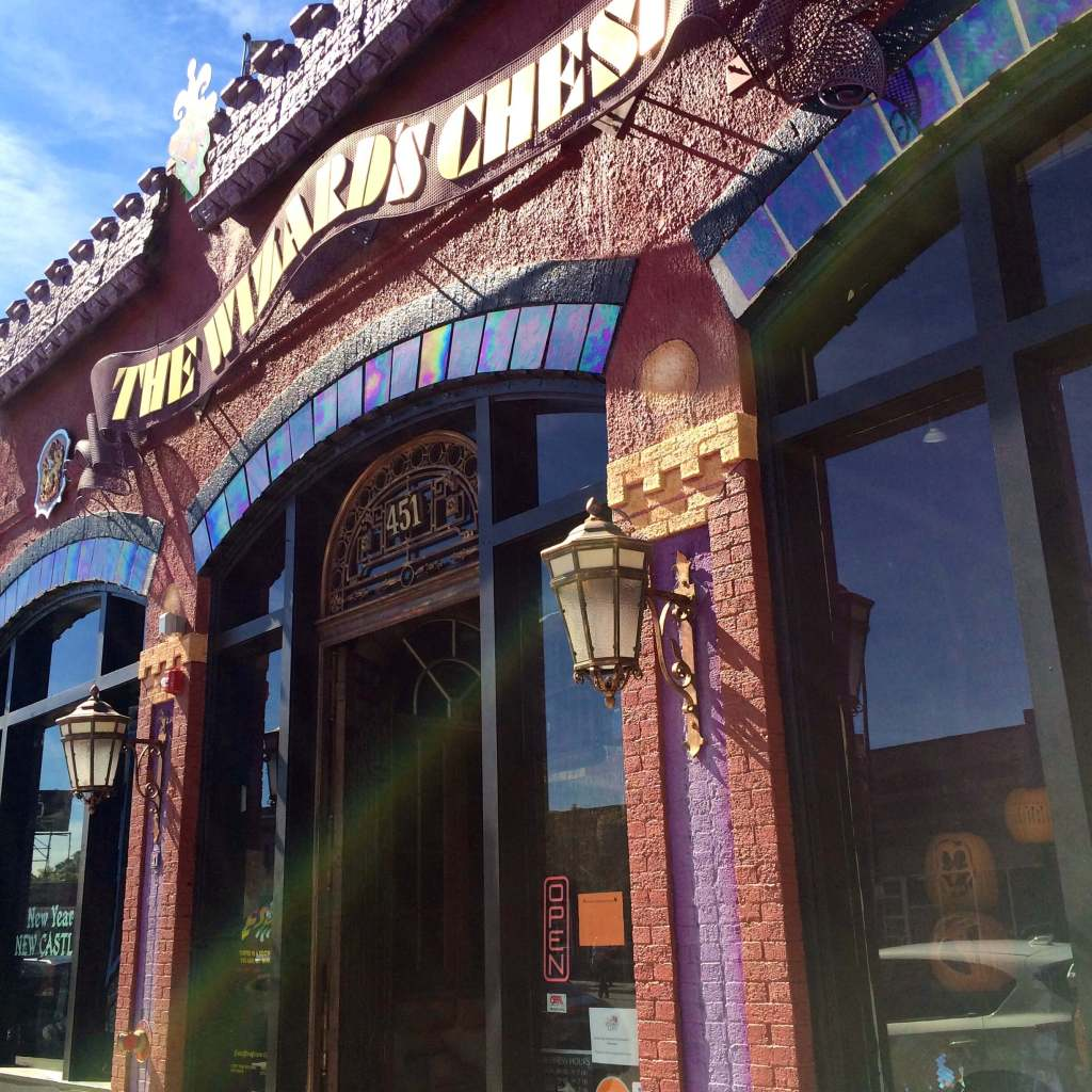 Halloween stores in Denver Wizard's Chest