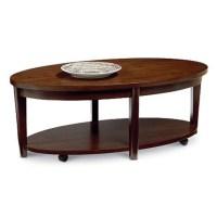 Oval Coffee Table 11986-02 Canterbury Lane Furniture at ...