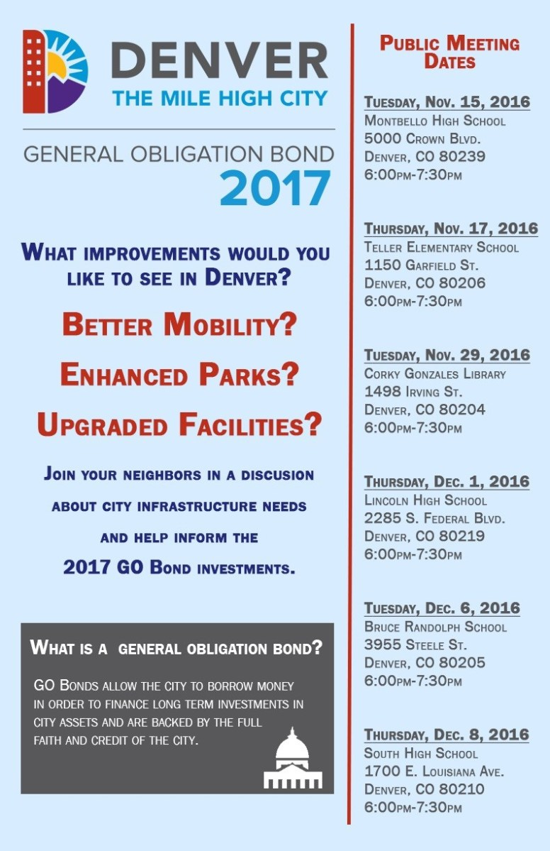What improvements would you like to see in Denver?