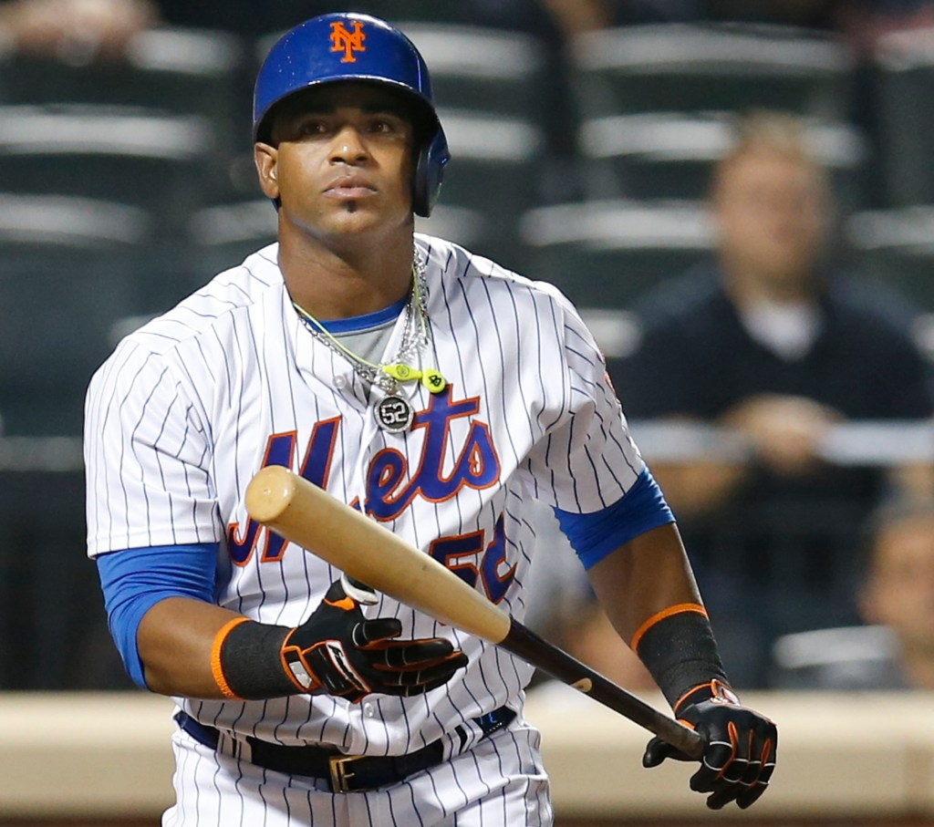 Yoenis Cespedes, New York Mets agree to $110M, 4-year contract – The Denver Post