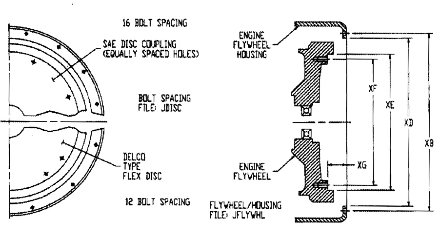 detroit 12.7 engine diagram