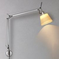 Artemide Tolomeo Basculante Wall Lamp | Deplain.com