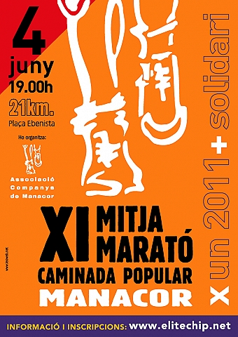 XI Mitja Marató Ciutat de Manacor