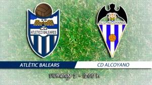 Baleares – Alcoyano