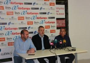 Angel Cepeda deja de ser entrenador del Palma Air Europa