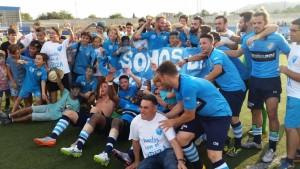 El Ciudad de Ibiza en tercera division