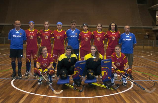 Selección Española Femenina de hockey