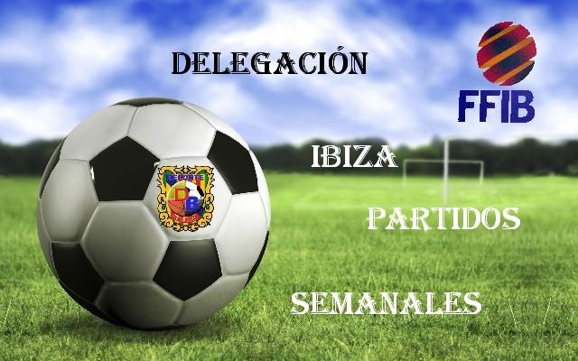 Delegación Ibiza partidos semanales