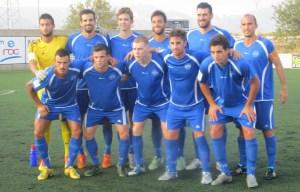 Empate a cero en el Miquel Pons entre el CD. Binissalem y el CF. San Rafael