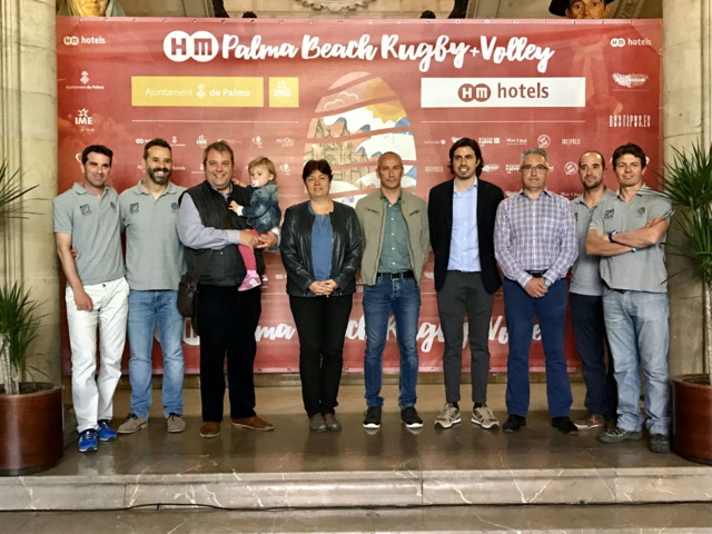 torneig HM Palma Beach Rugby & Volley