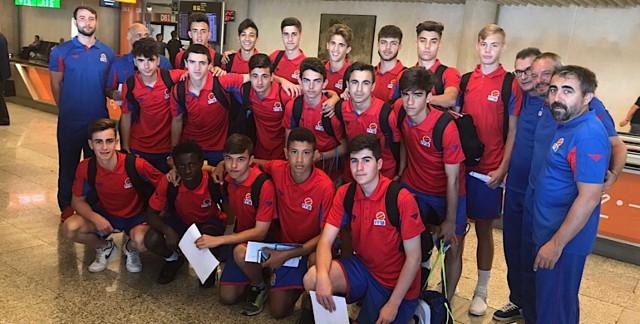 Canarias-Illes Balears, semifinal Campionat d'Espanya (a les 17:00, des de Tenerife)