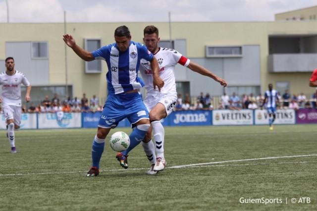Atlético Baleares y Albacete