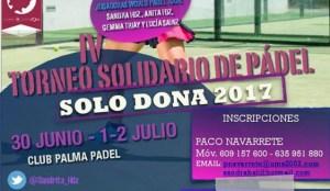Padel Solo Dona