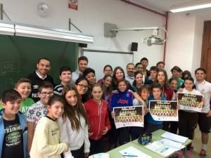 Visita al IES Ramón Llull