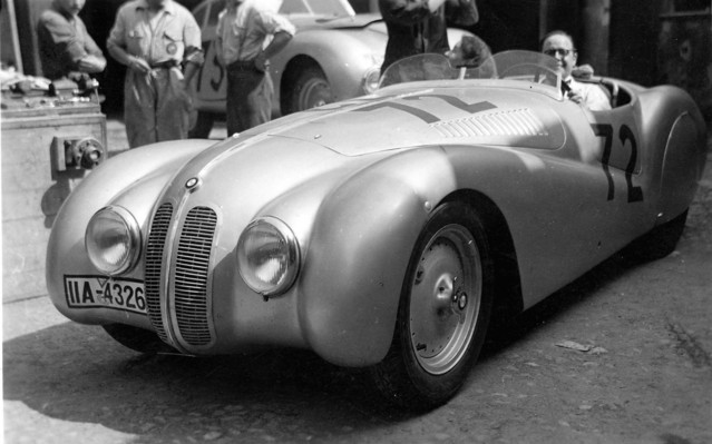 BMW 328 Mille Miglia Roadster (1940)