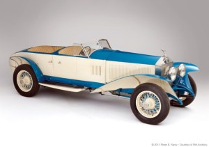 Rolls-Royce Phantom 10EX Open Tourer (1926)