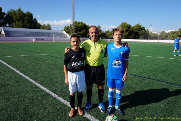 U.D. Arenal - Atl. Baleares