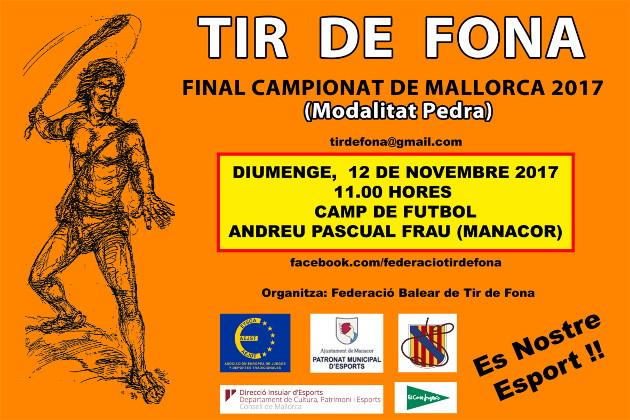 Final Campionat de Mallorca 2017