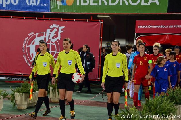 Equipo Arbitral España - Austria Femenino- (14)