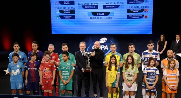Sorteo Copa de España