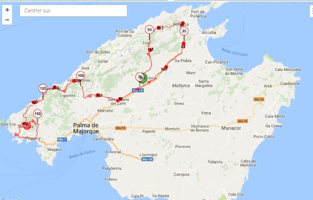 Plano Trofeo Lloseta Andratx