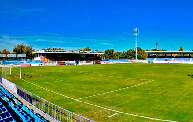 Pedro Escartin estadio RFEF