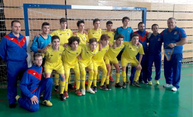 Sub-16 Futbol Sala