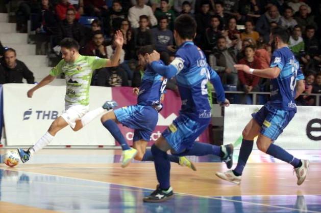 Palma Futsal - Peñíscola