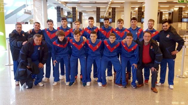 Selección Balear sub 19 FS