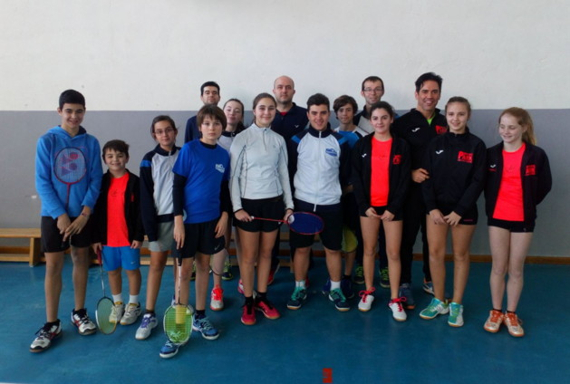Expedicion Menorquina 03-03-2018 Cpto Bal Mallorca Badminton