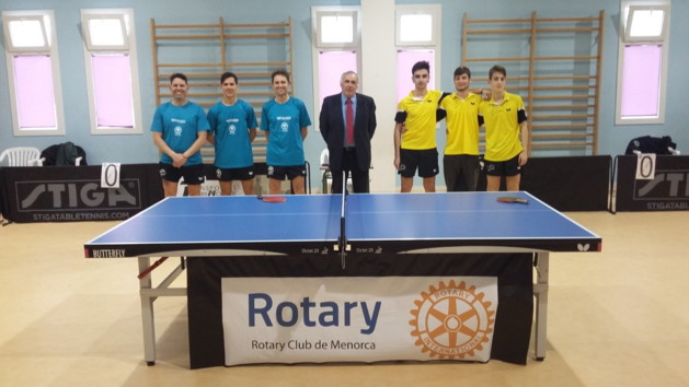 Rotary Menorca CTT Sant Lluís- C.T.T. Vilablareix