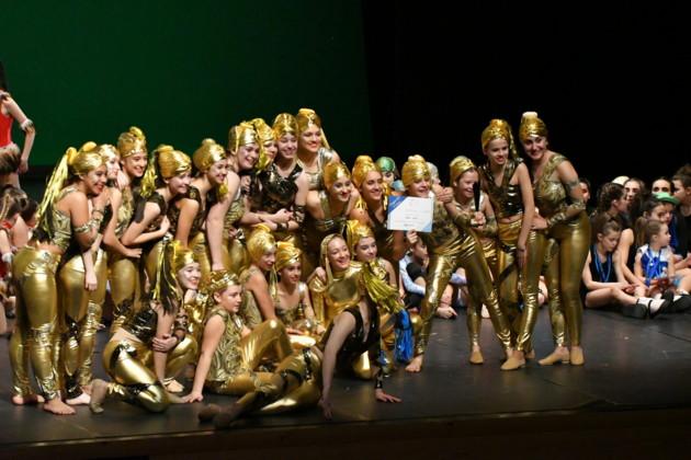 Danza Dream Dance College de Inca