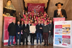 presentació esdeveniments esportius Palmadona
