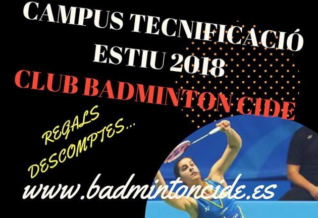 Badminton Cide