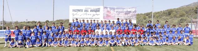 CAMPUS DE VERANO VICENTE DEL BOSQUE 2018