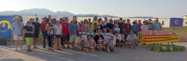 F Grupo sa Pobla port