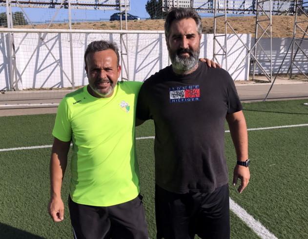 Juan Dani Bosch y Nacho Silva.