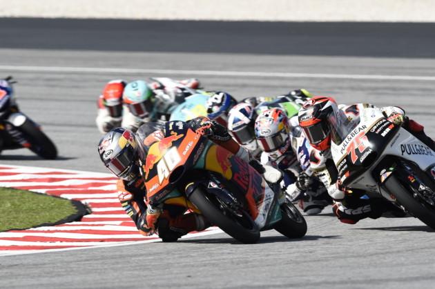 Darryn Binder, Malaysian Moto3 race 2018