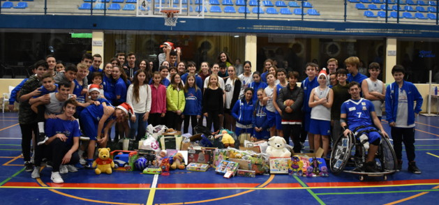 Jornada solidaria e inclusiva del Bàsquet Calvià