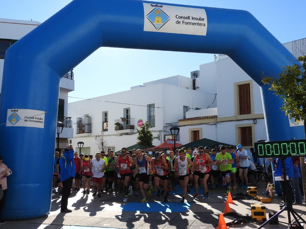MINI MARATÓ FORMENTERA, MEMORIAL JOHN TUNKS