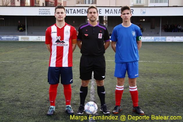 Atº Manacor DM  VS   Santany del AT