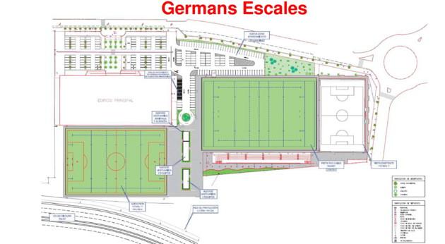 Camps Germans Escalas