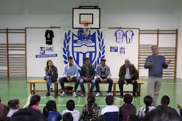 visita al colegio Vallseca (2)