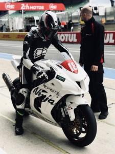 Le Mans test 2019