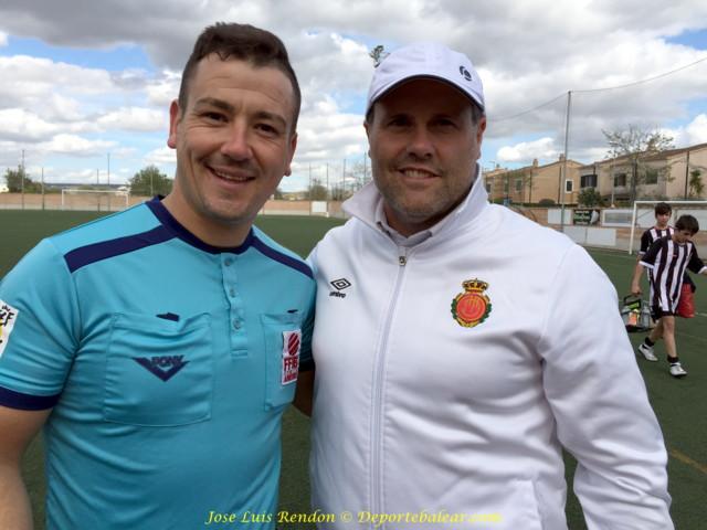 UD. Pla de na Tesa vs RCD. Mallorca