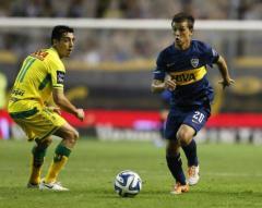 Andrés Cubas Boca Jrs