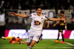 Nicolás Benegas gol a Olimpo