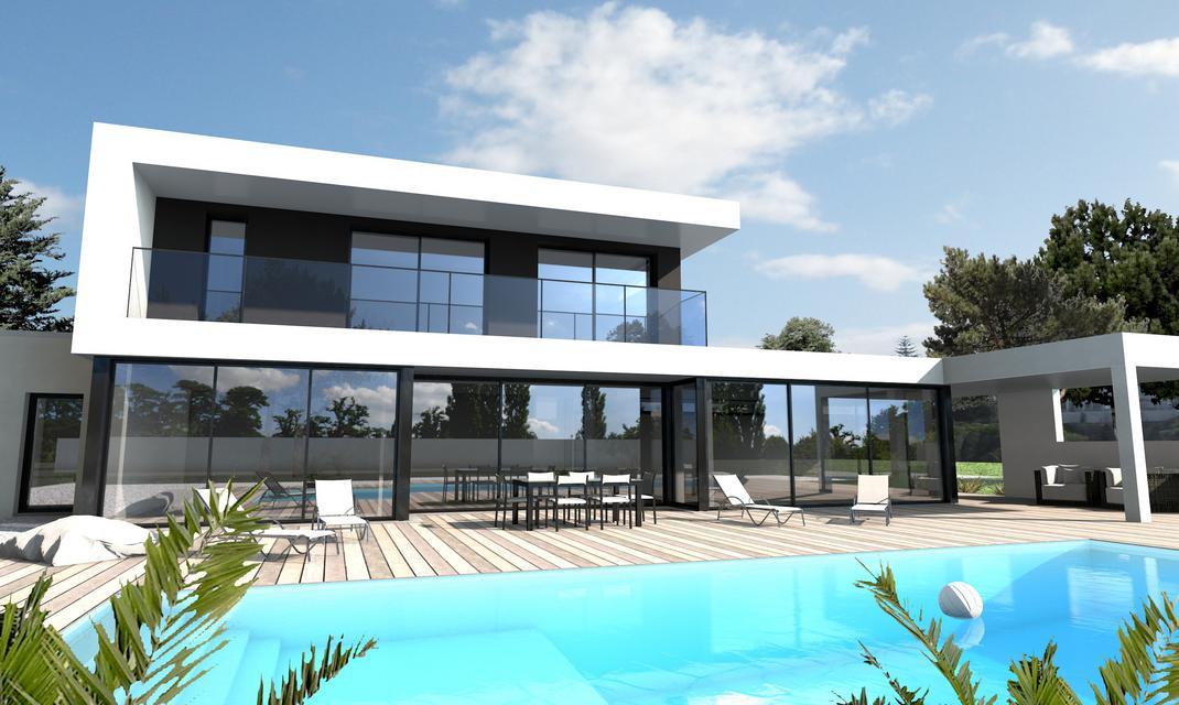 Maisons sur-mesure 44, 56, 85 - Depreux Construction - Photos De Maison Moderne